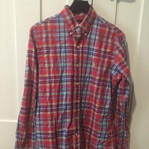 Men's Ralph Lauren Shirt - Size M !